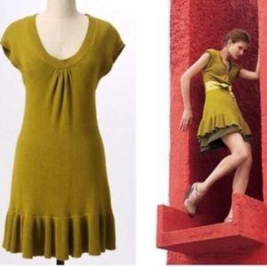 Anthropologie Sparrow Sweater Dress